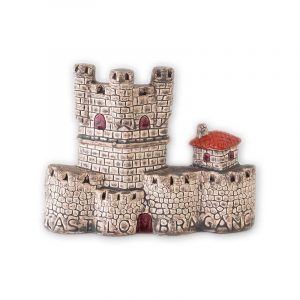 Castelo de Bragança em Barro